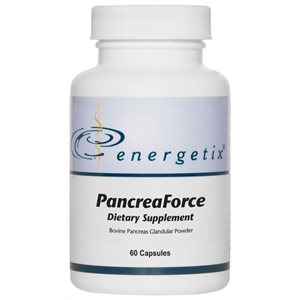 PancreaForce 60 Capsules