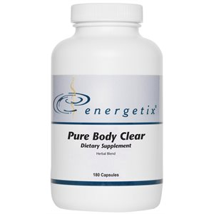 Pure Body Clear 180 Capsules