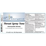Throat Spray Tone